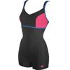 arena Venus Combi Swimsuit Women black-pix blue-fresia rose